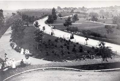 Parker S Vision 125 Years Of Quincy Parks