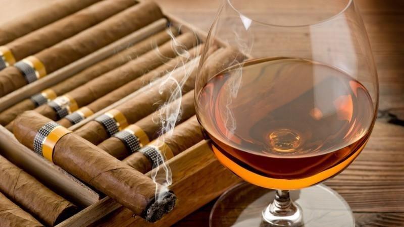 sigari e distillati