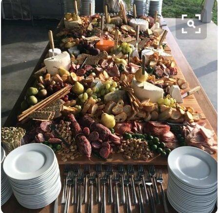 street food per matrimonio