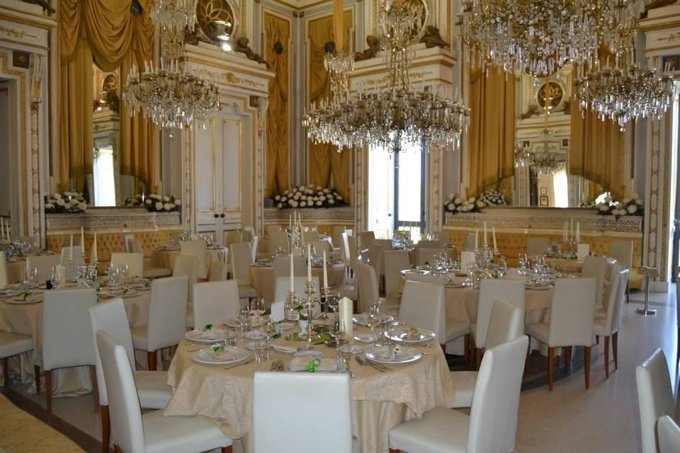catering Castello di Corigliano