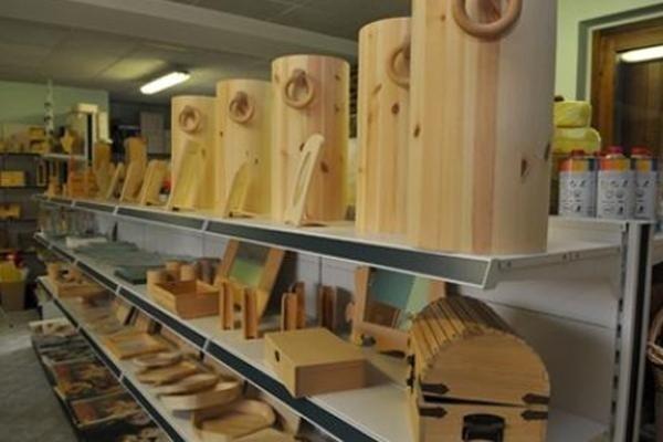 Complementi in legno