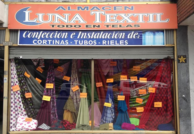 Luna Textil Y Marfil