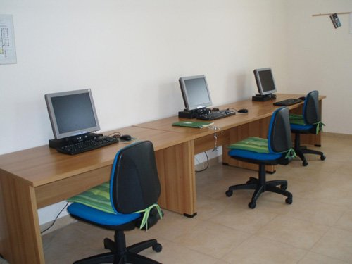 aula d'informatica