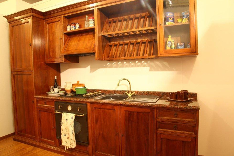 cucina la cucina noce