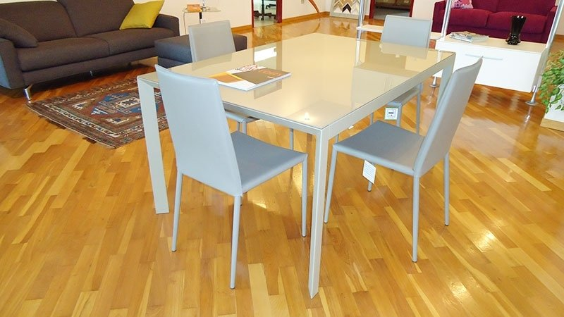 tavolo Soffio Pianca