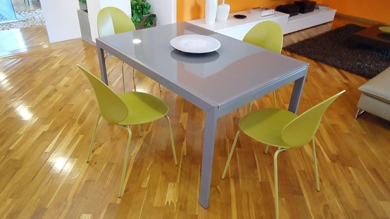 tavolo sedie Key Basil Calligaris