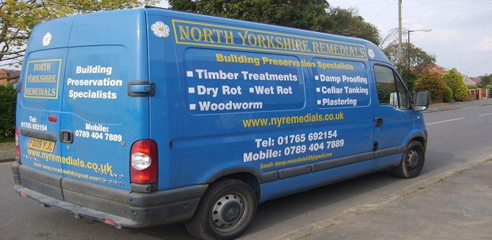 Our van
