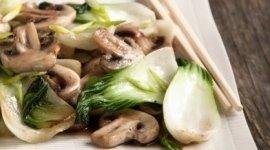 Piatti a base di funghi, piatti a base di verdure, piatti della tradizione cinese