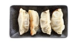 piatti tipici cinesi, antipasto cinese, ravioli di verdure al vapore