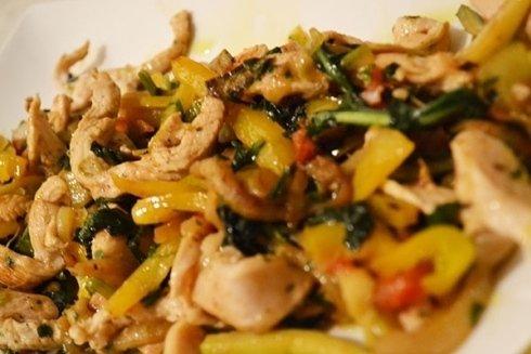 Piatti di carne, verdure o pesce