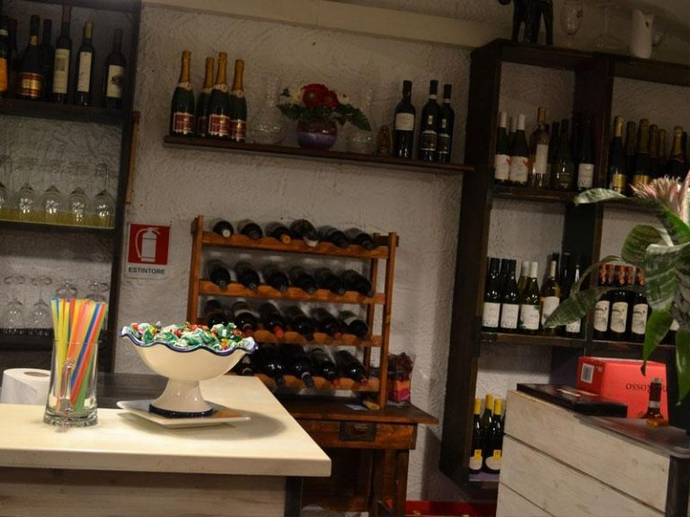 Menu Prezzo Fisso - Osteria da Romano, Grosseto (GR)