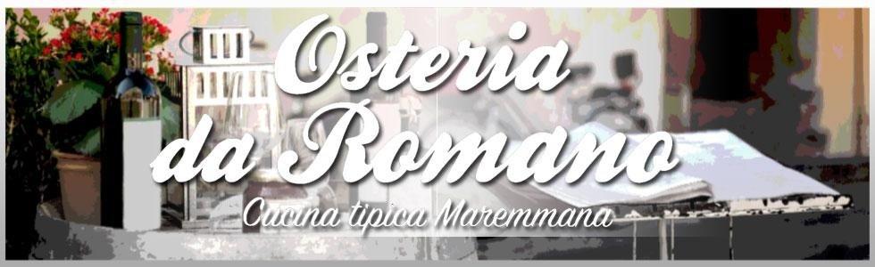 Osteria da Romano - Cucina Tipica maremmana, Grosseto (GR)