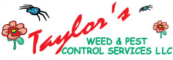 Taylor's Weed & Pest Control LLC