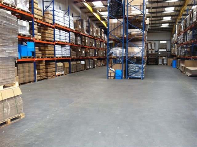 Packaging solution - Bristol - Rendac Packaging Solutions Ltd - warehouse