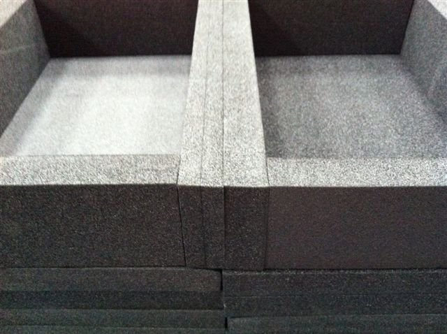 Packaging solution - Bristol - Rendac Packaging Solutions Ltd - grey colored box