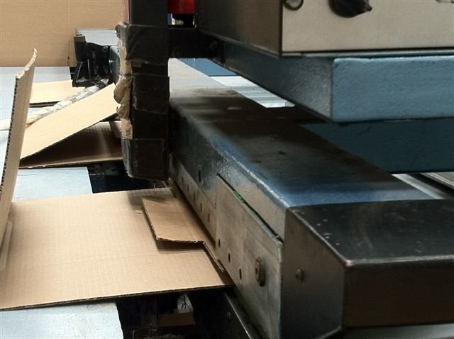 Packaging solution - Bristol - Rendac Packaging Solutions Ltd - machine for making boxes