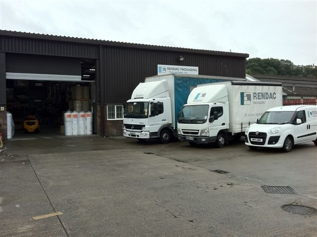 Packaging solution - Bristol - Rendac Packaging Solutions Ltd - rendac warehouse