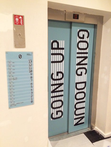 Internal Signage And Display Graphics Branding