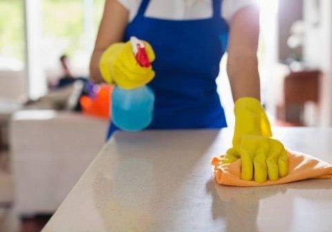 Servizio di pulizia: