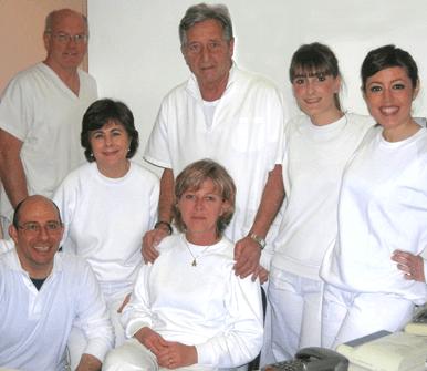 Lo Staff dello studio dentistico