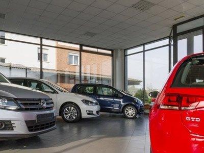 rivenditore Volkswagen