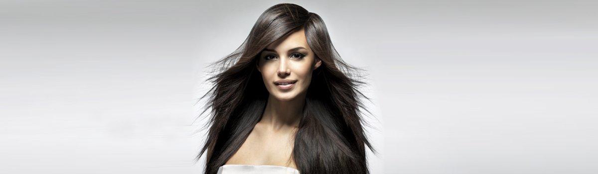 philip korn designer in hair girl with long straight hair