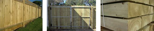 Fencing Supplies Narre Warren A H Fencing Amp Timber