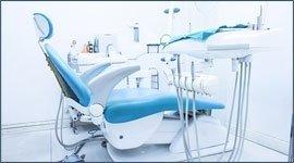 poltrona del dentista