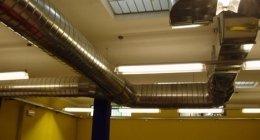 aria condizionata, climatizzazione, impianti per negozi