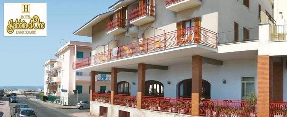 hotel sabbia d'oro