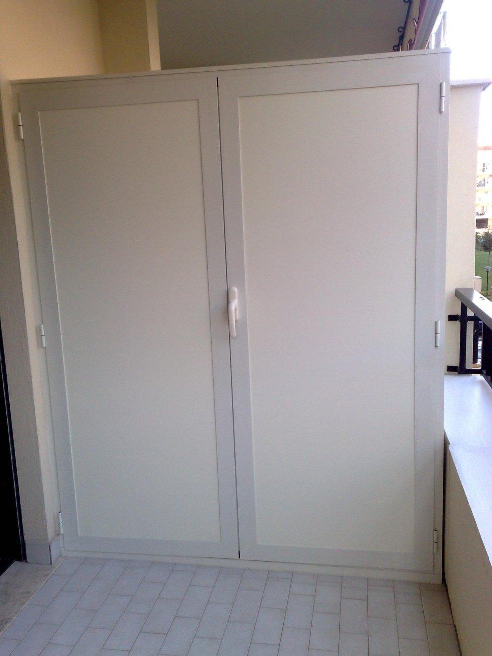 Come fare le tende x camera da pranzo arredamento classic for Armadi per esterni