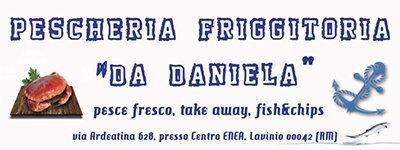 PESCHERIA FRIGGITORIA DA DANIELA-LOGO