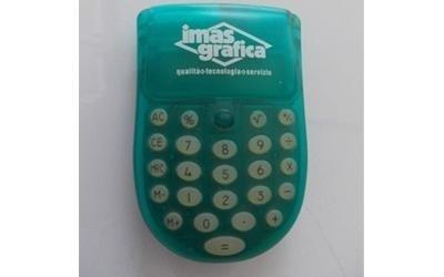 calcolatrice colorata