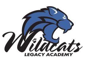 Wildcat legacy academy logo