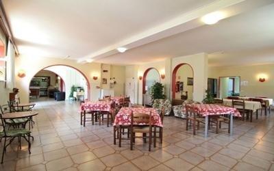 casa di riposo area ristorazione