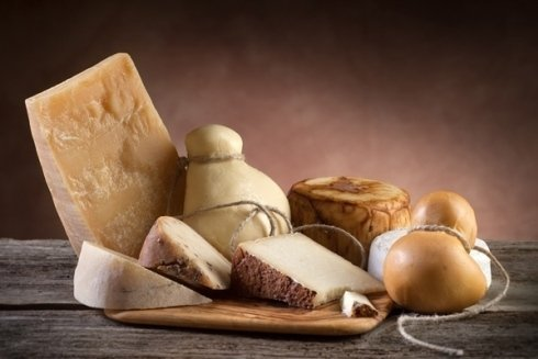 Reparto formaggi