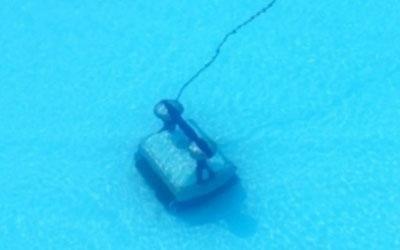 Robot pulisci piscina