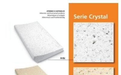 Bordi serie Crystal