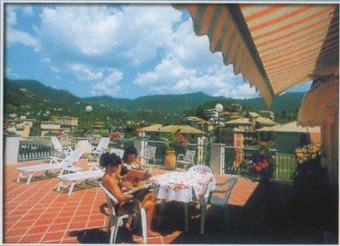 terrazza Hotel Dora