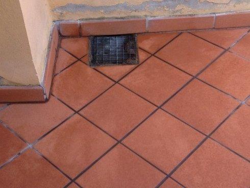 pulizia pavimento cotto dopo