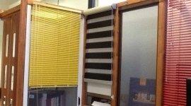 pareti divisorie, accessori per tende, tessuti per tende