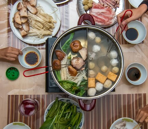Mongolian Hot Pot