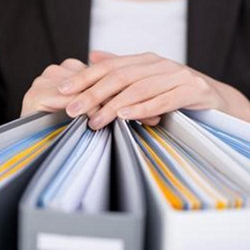 Certificazioni notarili in caso di procedure fallimentari novara