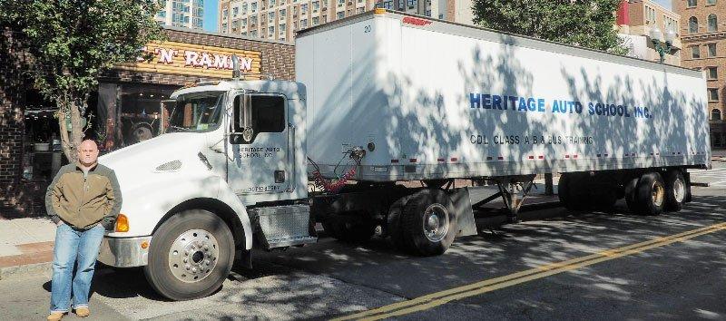 truck driving schools Bronx, NY