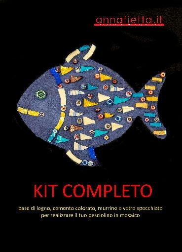 mosaic fish kit