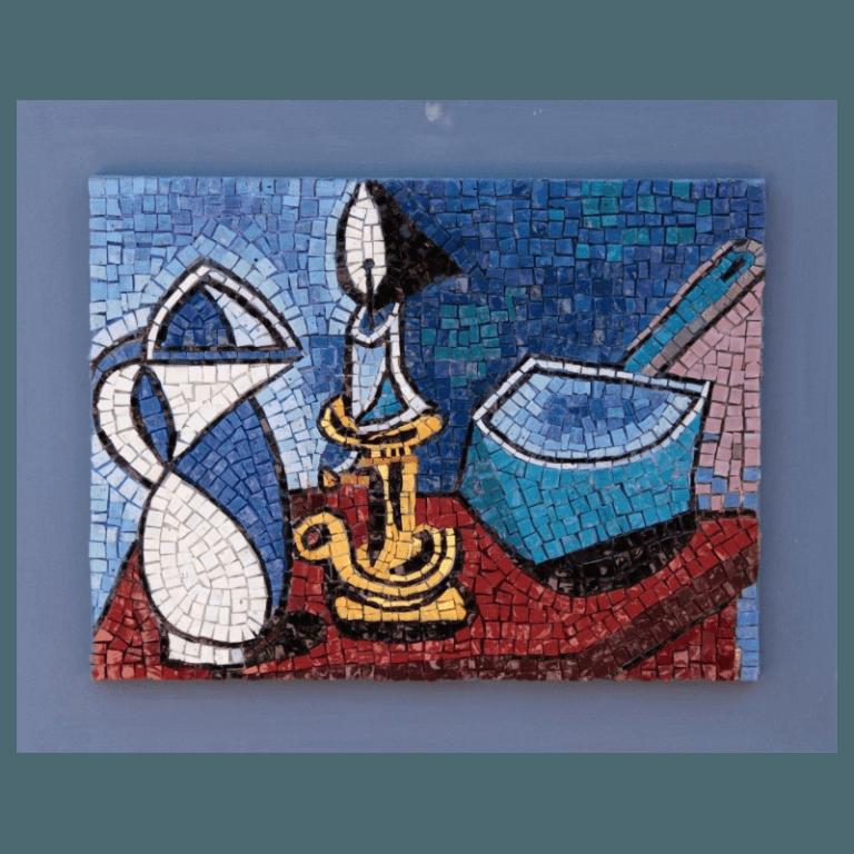 mosaic panels