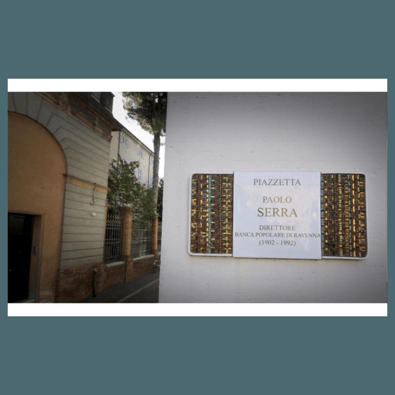 decorazioni targhe Ravenna