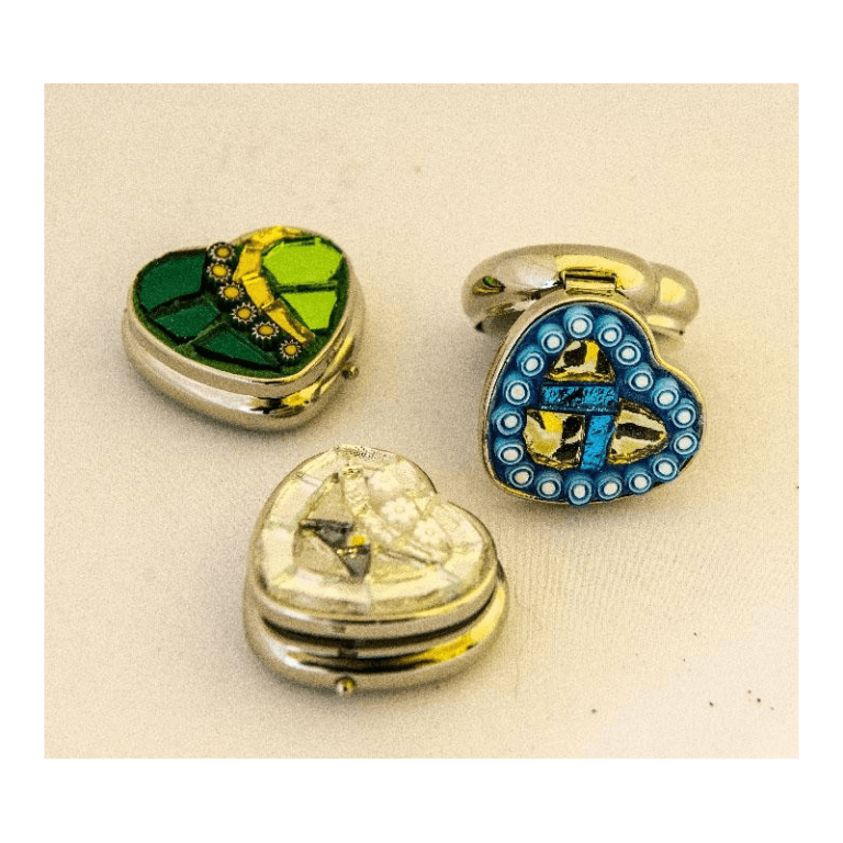 mosaic decorative objects