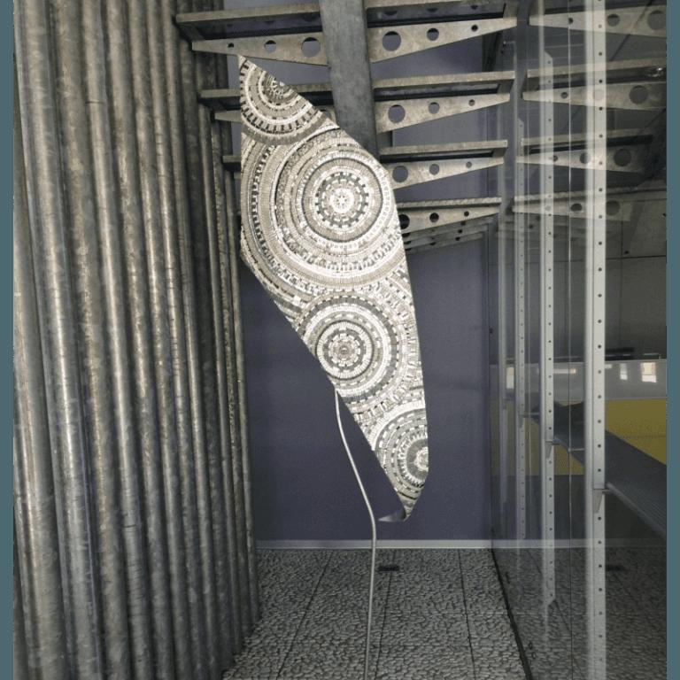 Kite mosaic