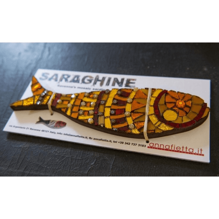 Ravenna show saraghina